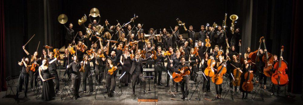 Resultado de imagen de Orquesta Joven de Córdoba
